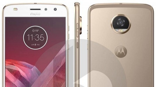 Motorola'nın Yeni Telefonu Moto Z2 Play Tanıtım Öncesinde Ortaya Çıktı
