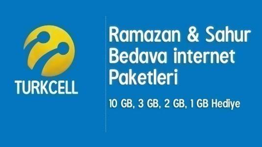 Turkcell'liler, BiP'leyerek Ramazan'da bedava internet kazanıyor