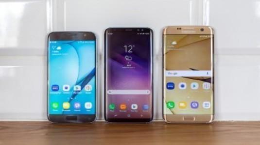 Samsung Galaxy S8, S7'nin İki Katı Satışa Ulaşabilir