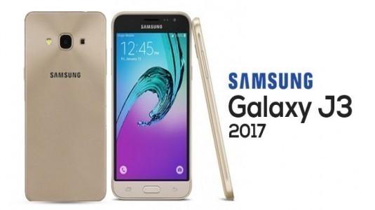 Samsung Galaxy J3 (2017) Resmi Görselleri ve Özellikleri ile Sızdırıldı