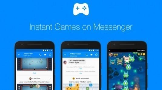 Messenger Oyunları Artık Tüm Dünyada Kullanılabilir Durumda