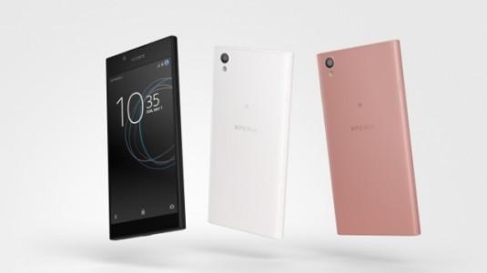 Sony Xperia XA1 ve Xperia L1 Türkiye'de Satışa Sunuldu