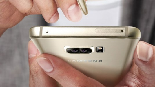 Samsung'un Dual Kamera ile ilk Akıllı Telefonu Galaxy C Serisinden Gelebilir