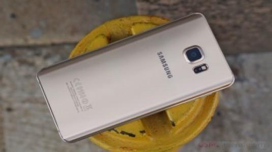Samsung Galaxy Note5 için Nougat Güncellemesi Avrupada Başladı