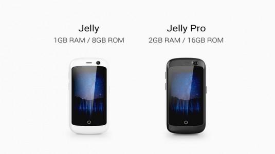 Dünyanın en küçük 4G (LTE) teknolojili telefonu tanıtıldı