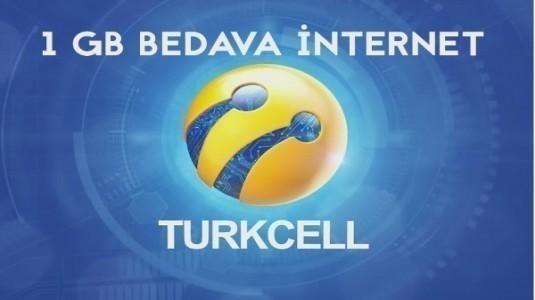 Turkcell, Dün Yaşanan Kesinti Nedeni ile Abonelerine 1GB Haftalık İnternet Hediye Etti
