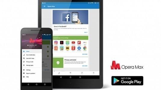 Opera Tarafından Geliştirilen Mobil Veri Tasarruf Uygulaması Opera Max Yenilendi