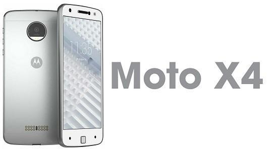 Motorola'nın Yeni Akıllı Telefonu Moto X4 Modeli 30 Haziranda Piyasada Yerini Alacak