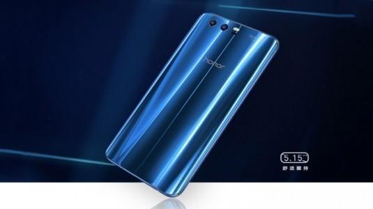 Huawei Honor 9'un Resmi Duyurusu Yapıldı