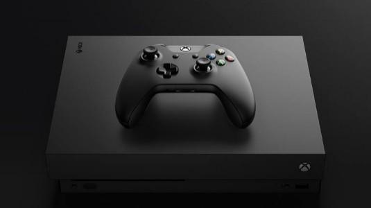 Microsoft, Xbox One X ile Birlikte 42 Yeni Oyun Duyurusunu da Yaptı