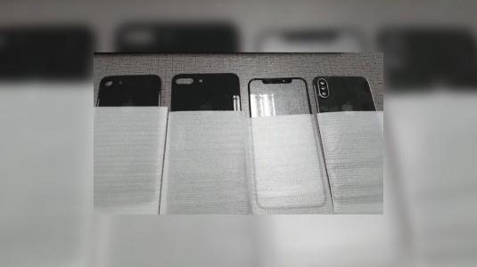 iPhone 7s, 7S Plus ve 8'in en net kasa görüntüleri
