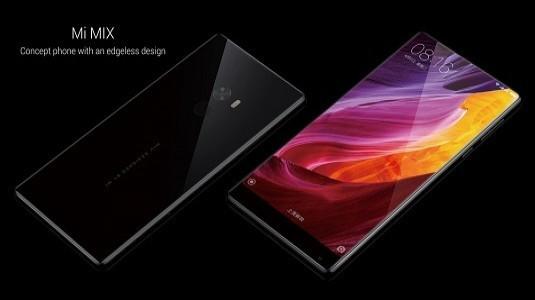 Yeni Boydan Boya Ekran Özelliğine Sahip Xiaomi Telefonu Mi Mix 2 Adı İle Gelmeyecek