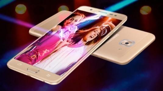 Samsung Galaxy J7 Pro ve Galaxy J7 Max Resmi Olarak Duyuruldu