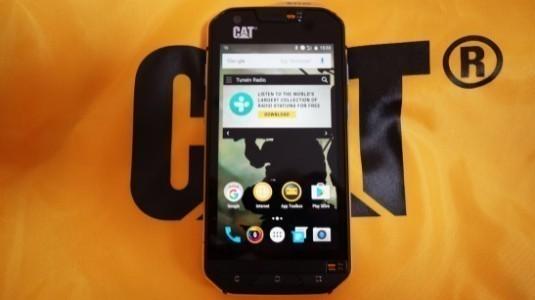 Dünyanın İlk Termal Kameralı Telefonu CAT S60 N11.com'da Satışa Sunuldu