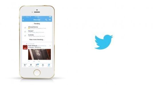 Twitter, iOS uygulamasındaki tasarımını güncelledi