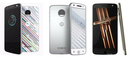 Bu Yıl Piyasaya Sunulacak Olan Moto X4 ve Moto G5S Plus Özellikleri Sızdırıldı