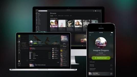 Spotify'in popülerliği, gittikçe artıyor