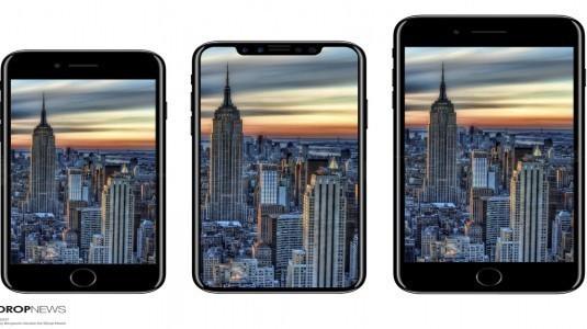Yeni iPhone 8 Ekran Koruyucusu, Telefonun Tasarımını Doğruladı