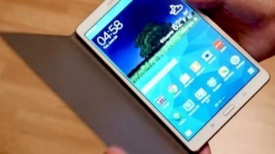Samsung Galaxy Tab A 8.0 (2017) ortaya çıktı!