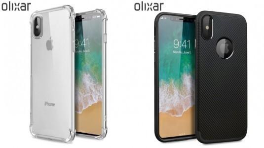 Olixar, iPhone 8 kılıflarını tanıttı