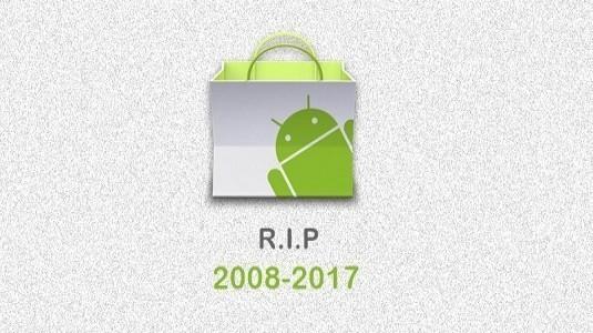 Google 30 Haziran İtibariyle Android Marketi Kapatıyor