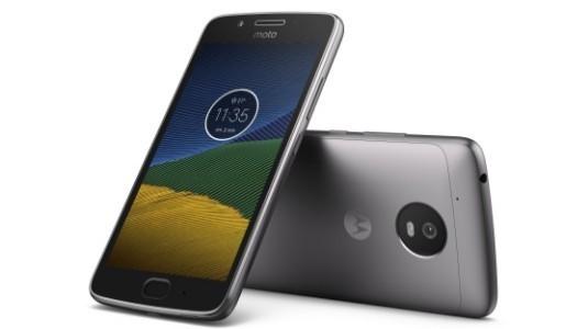 Motorola Moto G5 Türkiye'de Satışa Sunuldu