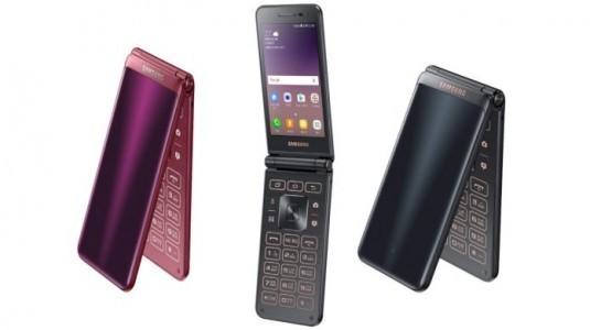 Samsung Folder Flip 2'nin tanıtımını gerçekleştirdi