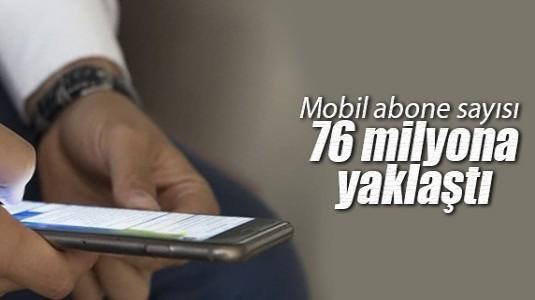 BTK güncel mobil abone sayısını duyurdu