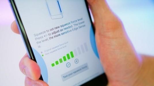HTC U11 Çok Yakında Gelecek Olan Güncelleme İle Yeni Edge Sense Özelliklerine Kavuşacak