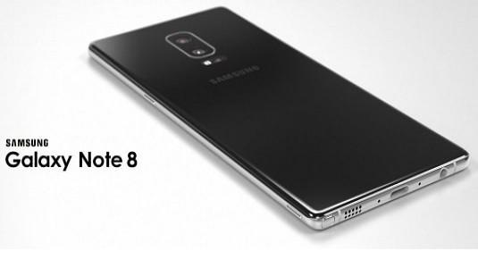 Samsung Galaxy Note 8 Modelinin Gerçek Render Görselleri Ortaya Çıktı