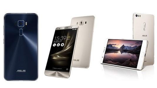 Ortaya Çıkan Listeye Göre 5 Farklı Asus Zenfone 4 Modeli Piyasaya Sunulacak