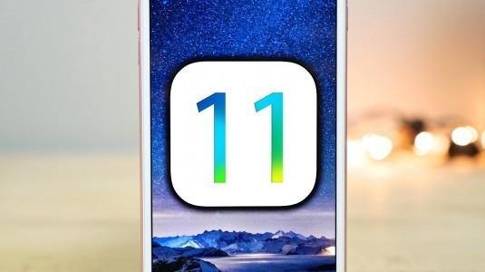 iOS 11'e dair izler görülmeye başlanıldı