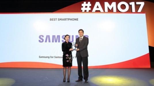 Galaxy S8, MWC Şanghay 2017'nin en iyisi seçildi