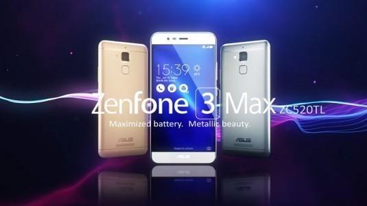 Asus Zenfone 3 Max'ın 5.5 İnç Ekranlı Versiyonu Türkiye'de Satışa Sunuldu