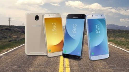 Samsung Galaxy J7 (2017) ve Galaxy J5 (2017) Resmi Olarak Duyuruldu