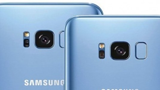 Samsung, Galaxy S8 ve S8+'ın Coral Blue Rengini Sunmaya Hazırlanıyor