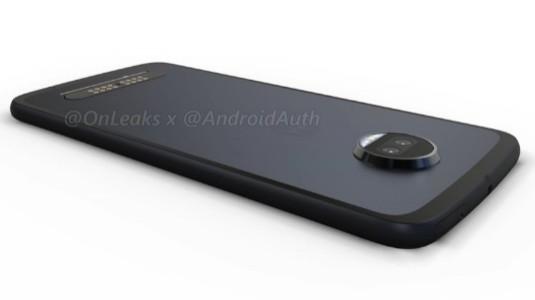 Motorola Moto Z2, Geekbench'te Göründü
