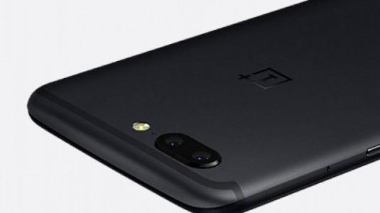 OnePlus 5'in Resmi Görselinde Dual Kamera Ünitesi Görüntülendi