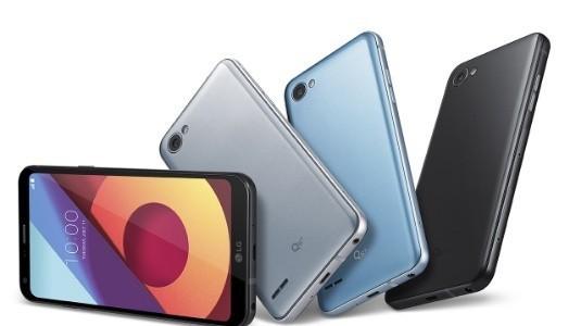 LG Q6, Q6 + ve Q6α Resmi Olarak Duyuruldu