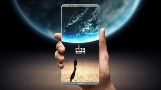 Galaxy Note 8 Galaxy S8 Satışları ve İPhone 8'in Çıkışı Nedeniyle Beklenenden Erken Piyasaya Çıkacak