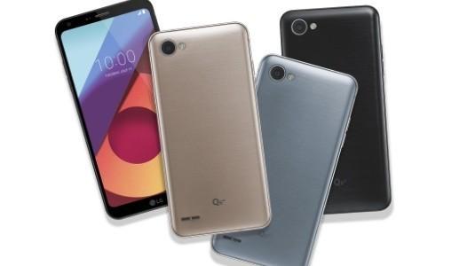 LG Q6 ve Q6+'ın Fiyatı Belli Oldu