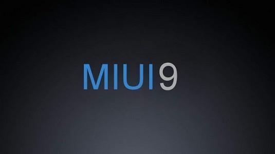 Xiaomi Firması MIUI 9 Güncellemesini İlk Önce Xiaomi Mi6 Modeline Verecek