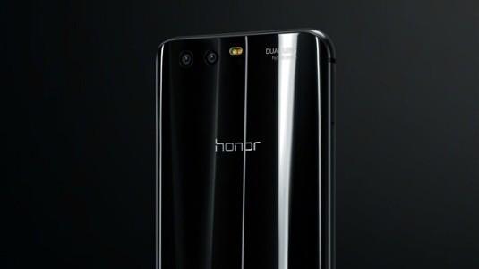 Huawei Honor 9 Midnight Black, Önümüzdeki Hafta Satışa Sunulacak