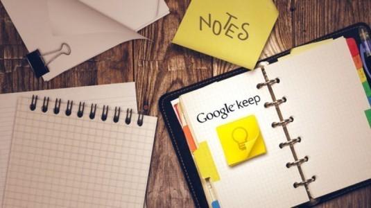 Google Keep, merakla beklenen özelliğe kavuştu