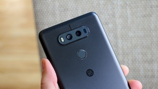 LG V30 Modeli LG G6'dan Daha İnce Çerçeve İle Beraber Geliyor
