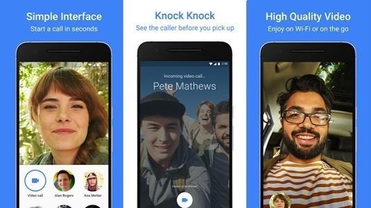 Ücretsiz Mesajlaşma Uygulaması Google Duo 100 Milyon İndirme Sayısını Geride Bıraktı