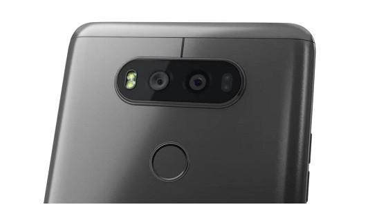 LG V30 Tasarımı Kılıf Üzerinde Gözler Önüne Serildi