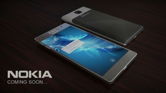 Karşınızda Nokia 8!
