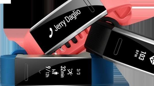 Huawei Band 2 ve Band 2 Pro'nun tanıtımını gerçekleştirdi