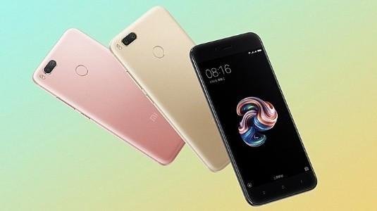 Xiaomi Mi 5x'in Resmi Görselleri Sızdırıldı